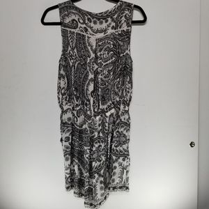 Lucky Brand Other - LUCKY BRAND  Floral Romper (W2-69)